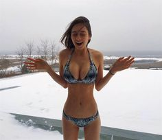 "Elsie Hewitt ""EATS"" Series Will Make You Crave For More #babes #sexy #hotchicks #bikini"