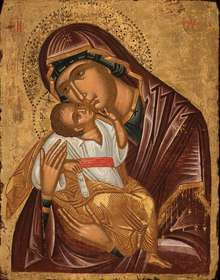 Post Byzantine Icons – Kunstmuseum St.Gallen