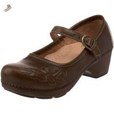 Dansko Women's Savanna Clog,Olive,42 EU / 11.5-12 B(M) US - Dansko mules and clogs for women (*Amazon Partner-Link)