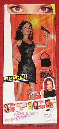 Barbie - Spice Girls Victoria, 1990s    I had this and I swear if I kept it, I bet it would be worth a ton of money now!