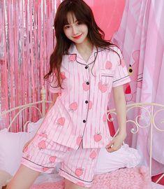 All Products – Page 104 – ivybycrafts Cute Lazy Outfits, Edgy Outfits, Cute Pajamas, Pajamas Women, Kawaii Fashion, Cute Fashion, Looks Kawaii, Cute Sleepwear, Korean Fashion Trends