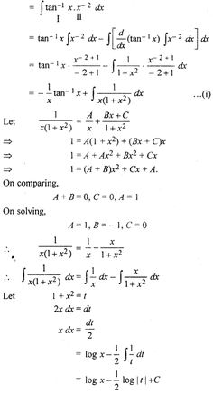 RBSE Solutions for Class 12 Maths Integration Miscellaneous Exercise Class 12 Maths, 12th Maths, Calculus, Algebra, Maths Formulas List, Science, Integrity, Chemistry, Physics