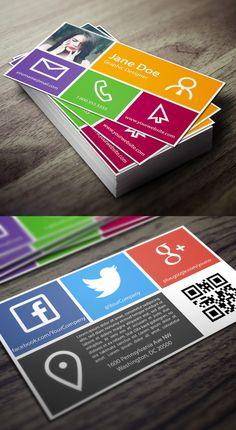 New Business Cars Design Ideas Marketing Social Media 64 Ideas Business Card Psd, Free Business Card Templates, Elegant Business Cards, Unique Business Cards, Business Card Design, Calling Card Design, Name Card Design, Graphisches Design, Design Cars