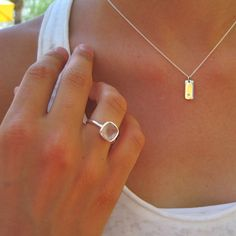 A bright addition to your stackable ring collection  This beautiful rose  quartz stone comes inRaw rose quartz ring   Sparkle and Shine   Pinterest   Rose quartz  . Hippie Wedding Rings. Home Design Ideas