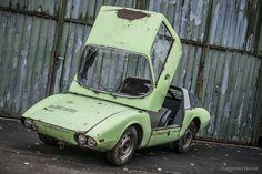 """1966 Porsche 911 HLS """"Klappdach"""" Rennsport Coupé."""