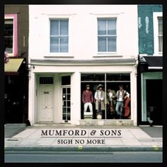 January 26th 2016! 366 albums of 2016, today I have Sigh No More with tracks Little Lion Man, Winter Winds, and Thistle & Weeds #music #albumADay2016 #366albums #albumproject #mumfordandsons #sighnomore #mumfordandsonssighnomore