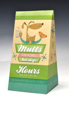 Mutts Amazing Hotdogs - www.kaellittle.com