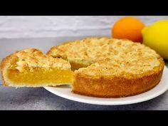 Αν έχετε 1 λεμόνι και 1 πορτοκάλι, φτιάξτε αυτό το υπέροχο # 282 κέικ - YouTube Non Chocolate Desserts, Kinds Of Desserts, No Bake Desserts, Lemon Recipes, Sweets Recipes, Cake Recipes, Poke Cakes, Cupcake Cakes, Cupcakes