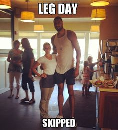 Repercussions of skipping leg day…