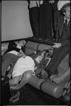 Really Wasted at #Studio54  Tod Papageorge, Studio 54, New York, 1978 - 1980