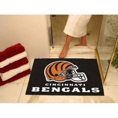 Cincinnati Bengals NFL All-Star Floor Mat (34x45)