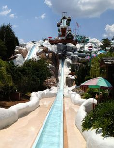 Must Do! Water Parks When Planning a Disney World Vacation