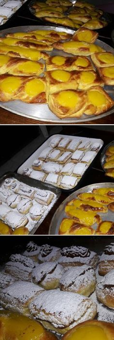 Pan Dulce, Healthy Potato Recipes, Mexican Food Recipes, Brunch Recipes, Cake Recipes, Mexican Sweet Breads, Pastry And Bakery, Mini Cakes, Baked Goods