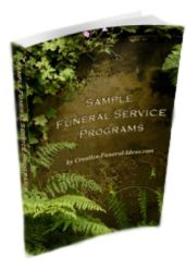 A selection of sample funeral service programs to plan your funeral service or memorial service program Funeral Songs, Funeral Prayers, Memorial Service Program, Memorial Services, Diana Funeral, Funeral Planning, Funeral Ideas, Our Father In Heaven, Memorial Cards