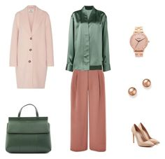 """""""Business Casual"""" by kryli4ka on Polyvore featuring мода, Topshop, Haider Ackermann, Acne Studios, Alexander McQueen, Nixon, Bloomingdale's и Tory Burch"""