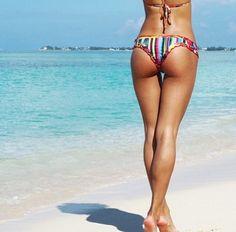 Ready for summer with this Agua Bendita Bikini ☀️