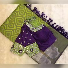 Saree Jacket Designs, Choli Blouse Design, Fancy Blouse Designs, Bridal Blouse Designs, Blouse Neck Designs, Stylish Blouse Design, Designer, Half Saree, Saree Blouse