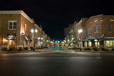 2. Historic Downtown Franklin