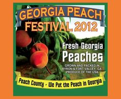 Georgia Peach Festival in Peach County, GA | City Guide and Directory to Macon, Warner Robins, Milledgeville, Dublin, Georgia | Shops, Hotels, Apartments, Restaurants, Attractions