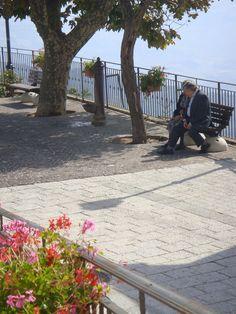 Piazza del Purgatorio - Schiavi di Abruzzo (Italia)