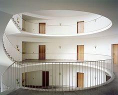 Image result for josef wiedemann architekt / allianz generaldirektion, münchen
