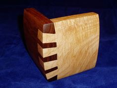 Radial Dovetail Joint
