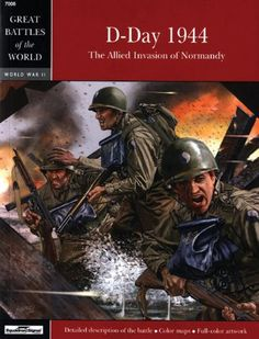 Squadron Signal Publications DDay 1944 The Allied Invasion of Normandy Book * Check out this great product. (Note:Amazon affiliate link)