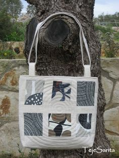 cute bag with tutorial