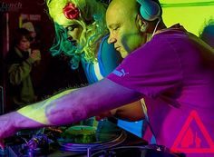 Amazing picture of myself and Bad Barbie smashing out a 2 hour set at Funklab in Burnley. Picture courtesy of Ted Lynch-Visual Artist (search Facebook for his page) #TheIncredibleDeeJayRandom #BadBarbie #Burnley #Funklab #HipHop #Beats #Disco #DJ #DJLife #Rap #Live #Love #Scratching #Turntablism #Vinyl #GoodTimes #Party #OopNorth #Fuckery #TedLynchVisualArtist by mrdeejayrandom http://ift.tt/1HNGVsC