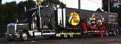 Martin Truex Jr #1 Bass Pro Shops hauler