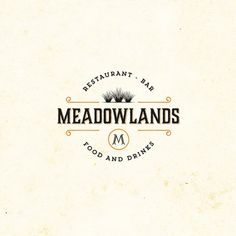 Meadowlands Restaurant needs a rustic Country logo with a dash of modern by Keyshod
