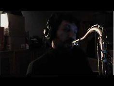 """Risvegli"" - Piertomas Dell'Erba - Space Ambient Saxophone solo"