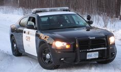 Ontario Provincial Police  Dodge Charger
