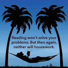 La lectura no va resolver sus problemas, pero tampoco lo hará el trabajo de casa.