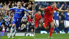 BBC, Story (Flip Card): Frank Lampard v Steven Gerrard: Who did you say was better?