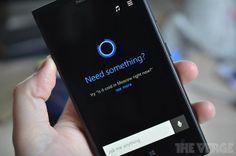 Aparecen imágenes de Cortana, el asistente personal de Windows Phone 8.1.
