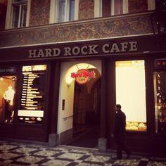 Hard Rock Cafe Praha w Praha, Hlavní město Praha