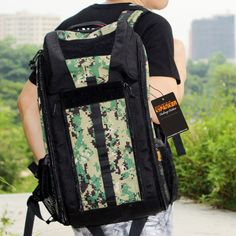 Camping & Hiking Hearty Tactical Military Kettle Bag Backpack For Men Molle Body Sling Single Shoulder Fishing Hiking Hunting Bags Sports Bag Suitable For Men And Women Of All Ages In All Seasons