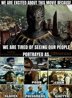 The Black Panther it's about time pitted black kids get to see themselves as the hero Black History Facts, Black History Month, Black Power, By Any Means Necessary, Dc Movies, Black Pride, My Black Is Beautiful, Beautiful People, African American History
