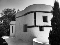 Iannis Xenakis. Amorgos Villa.