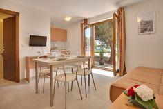 Rooms and Apartments @ Resort Villas Rubin, Rovinj, Croatia. http://www.maistra.com/Accommodation/Resorts/Villas_Rubin_Rovinj