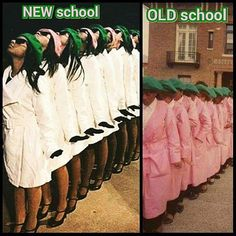 We love these looks from the new members of Alpha Kappa Alpha Sorority. Aka Sorority, Alpha Kappa Alpha Sorority, Sorority Life, Sorority And Fraternity, Sorority Sisters, Alpha Kappa Alpha Paraphernalia, Black Fraternities, Divine Nine, Founders Day