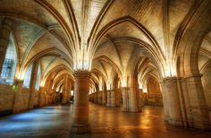 What an amazing (and somewhat eerie) place this is! You all have heard of the famous Marie Antoinette and know of her fate… but maybe you've never seen her lavish French prison? It's called the Conciergerie, and now it's on my must-visit list! - Paris, France - Photo from #treyratcliff Trey Ratcliff at http://www.StuckInCustoms.com