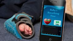 Heart-Rate-Monitoring Smart Socks Tell Parents, Yes, the Baby Is Still Breathing. This will be an amazing product when it comes out.