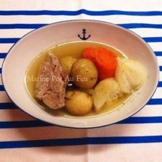 野菜も豪快に♪海軍ポトフ Marine Pot Au Feu