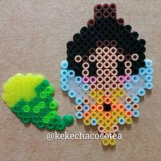 Iridessa perler beads by kekechacocotea