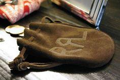 c190689cfe72 Double RL coin pouch Edc Bag