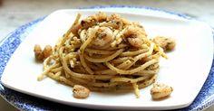 Pasta+gamberetti+e+pistacchi