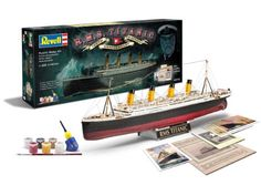Revell – 05715 – Maquette – Coffret Cadeau 100 Ans de Titanic – Special Edition | Your #1 Source for Toys and Games
