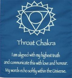 Rock those Chakras: (Click Through for) A Guide to the & the Colors & Crystals that Connect Them + Zen Meditation, Meditation Quotes, Chakra Meditation, Vishuddha Chakra, Higher Truth, Chakra Colors, Forms Of Communication, Go For It Quotes, Mind Power